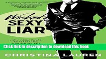 [Read PDF] Wicked Sexy Liar (Wild Seasons) Ebook Free