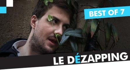 Le Dézapping - Best of 7 (avec Berengere Krief et Thomas VDB)