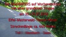 2 Tagestour Eifel-Westerwald-Taunus-Eifel --- Teil 1