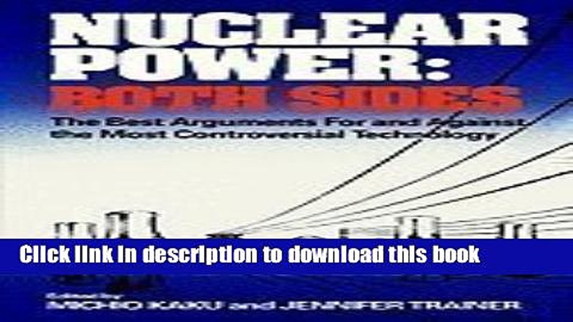 PDF  Nuclear Power Both Sides  Free Books