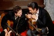 Bob Dylan 1969 - Living the Blues (Johnny Cash Show)