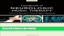 Books Handbook of Neurologic Music Therapy Full Online