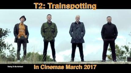 T2: Trainspotting - Official Teaser Trailer