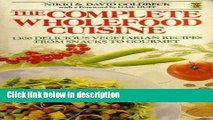 Books The Complete Wholefood Cuisine Full Online