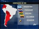 VIH en Ecuador