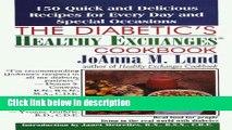 Ebook The Diabetic s Healthy Exchanges Cookbook (Large Print Cookbook) Free Online