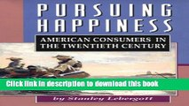 Books Pursuing Happiness Full Online