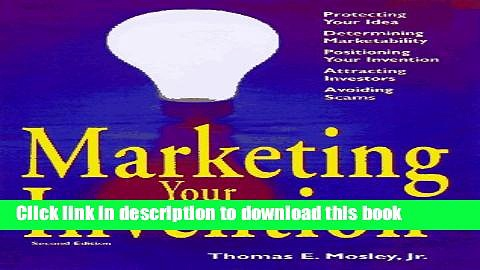 Ebook Marketing Your Invention Free Online