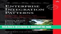 Books Enterprise Integration Patterns: Designing, Building, and Deploying Messaging Solutions
