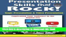 Download  Presentation Skills that Rock: Captivating your audience in the digital era  {Free