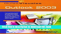 Books Outlook 2003 (Guias Visuales / Visual Guides) (Spanish Edition) Full Online