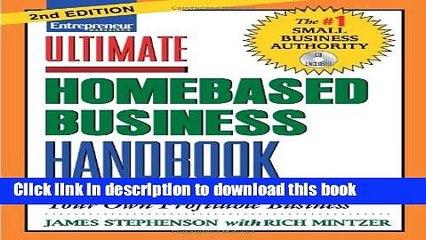 Books Ultimate Homebased Business Handbook Full Online