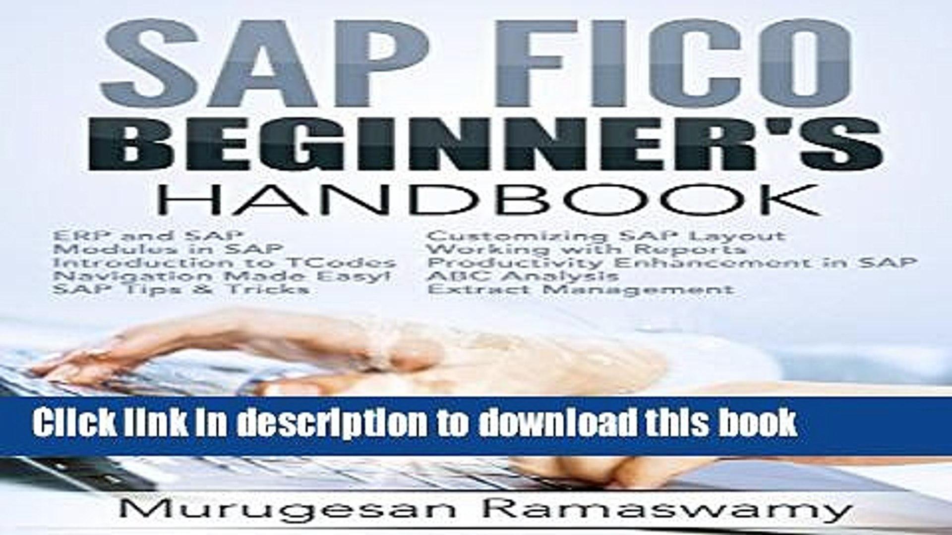 Books SAP FICO BEGINNER S HAND BOOK: Your SAP User Manual, SAP for Dummies,  SAP Books (SAP FICO