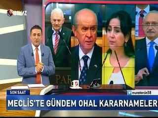 Murat Erçin'le Son Saat 02 Ağustos 2016