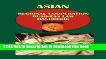 Books Asian Regional Cooperation Business Law Handbook Volume 1 ASEAN - South East Asian Countries