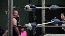 "Chuck McMullen w/ Shakey McMullen vs. ""Dynamite"" Jay Andrews - Pro Wrestling EGO"