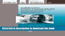 Books Collaborative Patient Centred Ehealth: Proceedings of the Hit healthcare 2008 Joint Event: