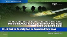 Ebook The Guide to a Successful Managed Services Practice: What Every Smb It Service Provider