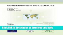 Ebook Conservation Agriculture: Environment, Farmers Experiences, Innovations, Socio-economy,