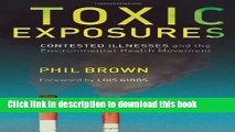 Ebook Toxic Exposures: Contested Illnesses and the Environmental Health Movement Full Online