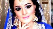 Bridal Makeup Walima Look  Walima Day Makeover