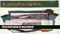 Ebook Drawing: Landscapes with Gene Franks (How to Draw   Paint/Art Instruction Program) Full