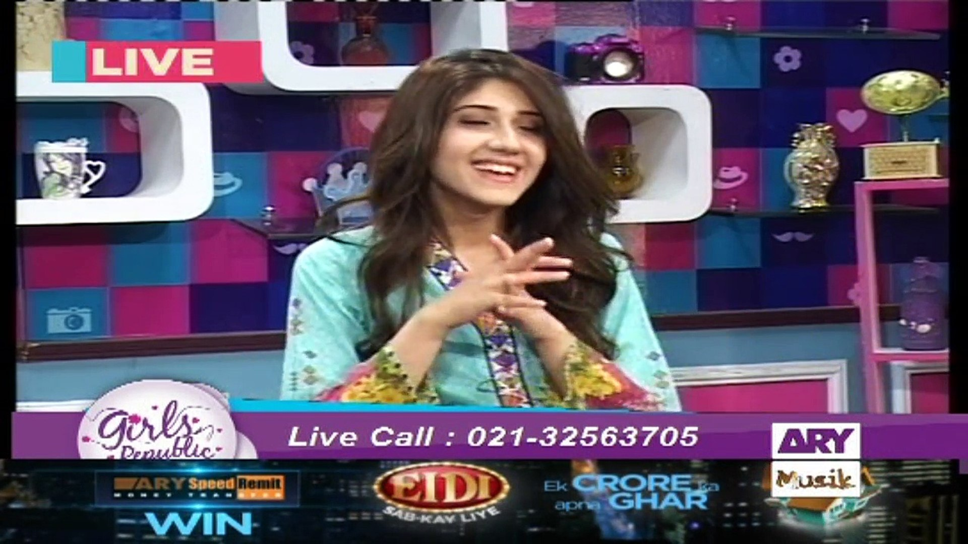 Girls Republic on Ary Musik in High Quality 3rd August 2016