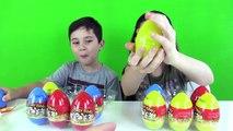 Looney Tunes Sürpriz Yumurta Açma - Tazmanya Canavarı Vs. Bugs Bunny Challenge