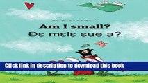 Ebook Am I small? De mele sue a?: Children s Picture Book English-Ewe (Dual Language/Bilingual