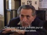 Interview d'Adolf BURGER-Les faussaires