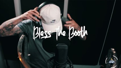 Chris Webby - Ash Ketchum (Prod. by C-Lance) | Bless The Booth Freestyle