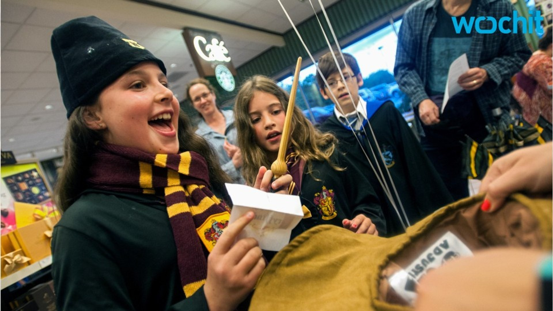 Harry Potter And The Cursed Child Is Breaking Records