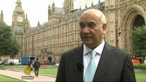 British parliamentarians push for more action on refugee crisis within UK and EU
