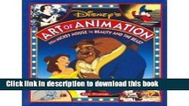 Books Disney s Art of Animation #1: From Mickey Mouse, To Beauty and the Beast Full Online