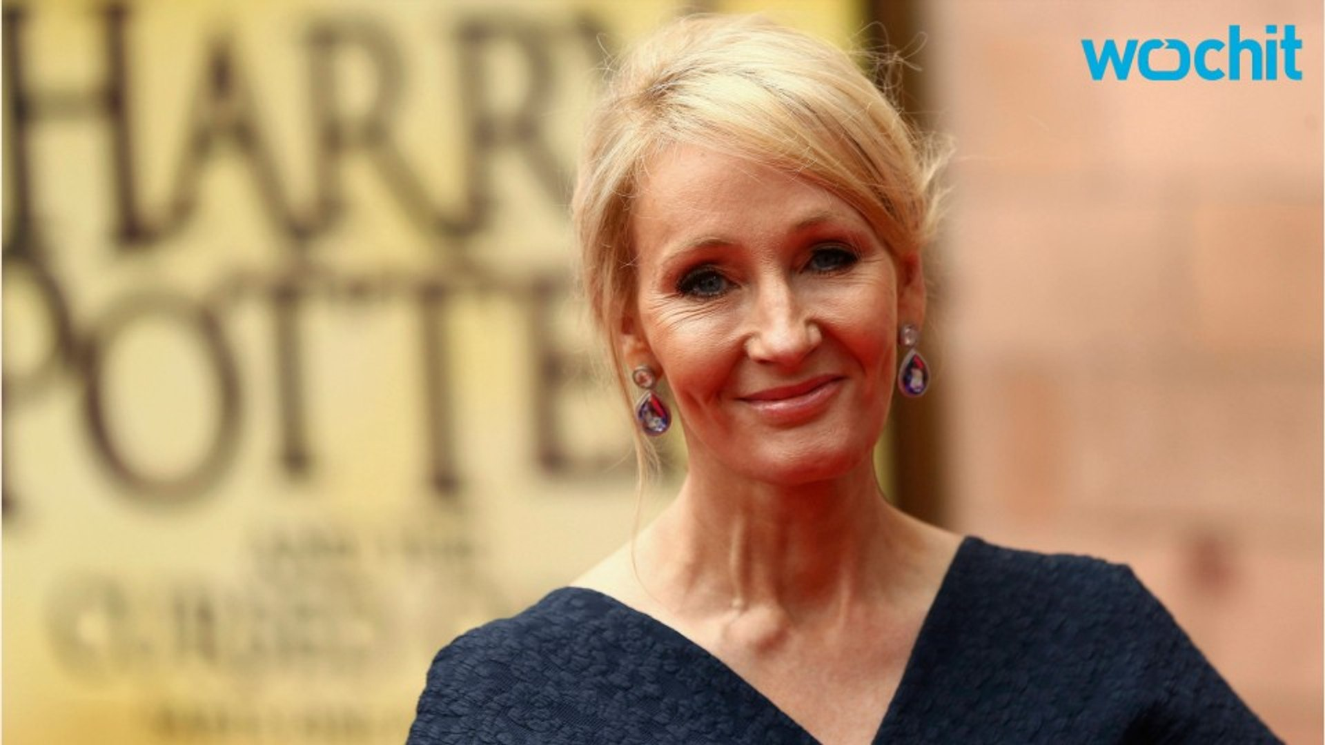 JK Rowling's Latest 'Potter' Book Flying Off Shelves