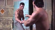 Van Damme vs Bolo Yeung Van Damme