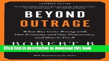 Ebook Beyond Outrage: Expanded Edition: What has gone wrong with our economy and our democracy,