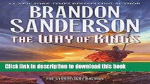 Ebook The Way of Kings (Stormlight Archive, The) Full Online