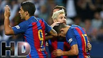 Barcelona vs Leicester City 4 - 2 - All Goals   Highlights RESUMEN   GOLES 03 08 2016 HD