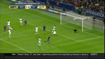 Barcelona 4 - 2 Leicester City All Goals and Full Highlights 03/08/2016 - International Champions Cup