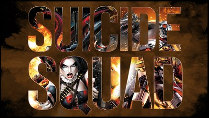 History Of The Suicide Squad!
