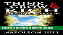 Ebook Think and Grow Rich: The 21st-Century Edition : Revised and Updated Full Online
