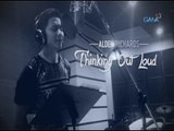 Alden Richards - Thinking Out Loud - Recording (BTS)
