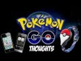 Pokémon Go/Go Plus Thoughts and Speculations!