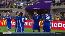 Ac Milan vs Chelsea FC 1-3 Highlights 2016.08.04