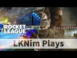 LKNim Plays Games (RL, MGSV) ft. 汐瞳, Tony | 21-2-2016
