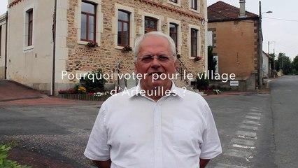 Arfeuilles - Jacques Terracol