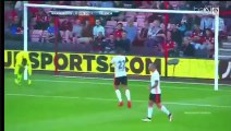 Bournemouth 1-1 Valencia All Goals & Highlights 03.08.2016 HD