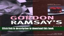 Books Gordon Ramsay s Just Desserts Full Online