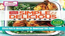 Ebook Taste of Home Simple   Delicious Cookbook: ALL-NEW 1,357 easy recipes for today s family